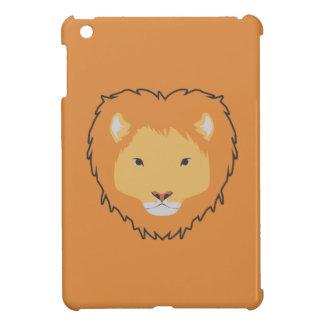 ライオンの黄色いipadの箱 iPad miniケース