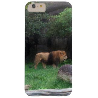ライオンのiPhoneの場合 Barely There iPhone 6 Plus ケース
