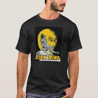 ライオンのrobo王 tシャツ