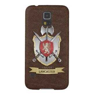 ライオンのSigilの戦いの頂上ブラウン Galaxy S5 ケース