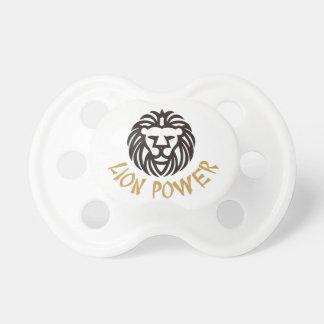 ライオン力 おしゃぶり