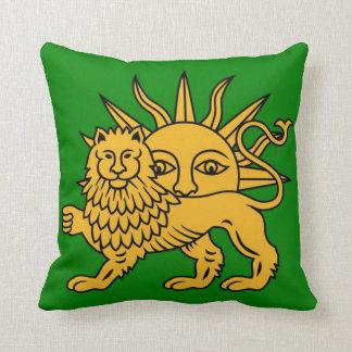 ライオン及び日曜日 クッション