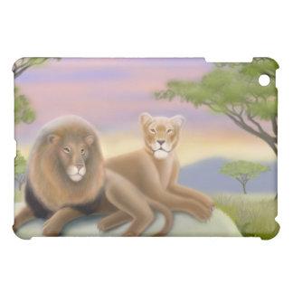 ライオン家族のプライド iPad MINIカバー