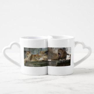 ライオン愛コーヒー ペアカップ