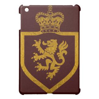 ライオン王の金のipadの場合 iPad miniケース