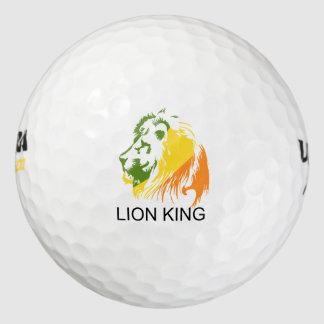 ライオン王 ゴルフボール