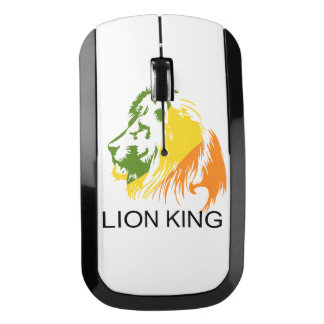 ライオン王 ワイヤレスマウス