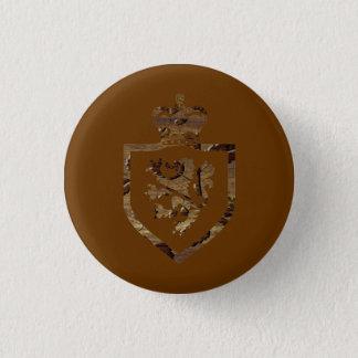 ライオン王-正方形ボタン 缶バッジ