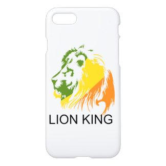ライオン王 iPhone 7ケース