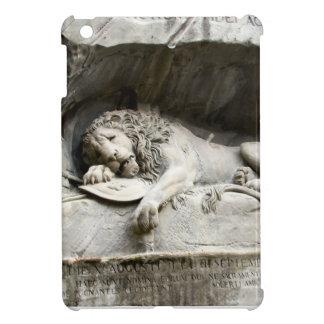ライオン記念碑、ルツェルン iPad MINI カバー
