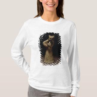 ライオン頭の鬼の小像、メソポタミア、c.5 tシャツ