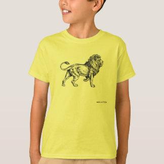 ライオン15 Tシャツ