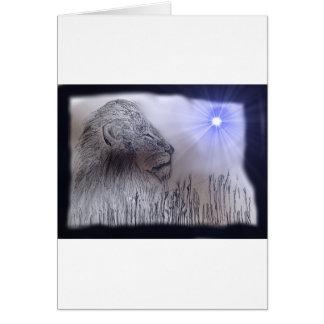 ライオン カード