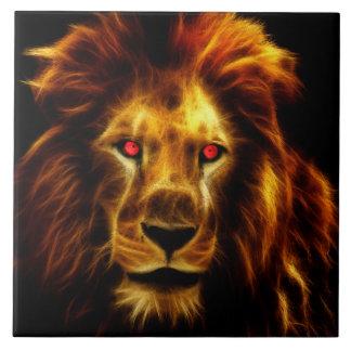 ライオン タイル