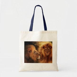 ライオン トートバッグ