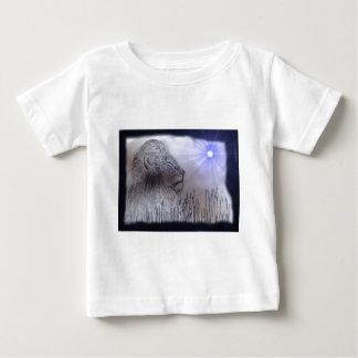 ライオン ベビーTシャツ