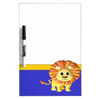 ライオン ホワイトボード