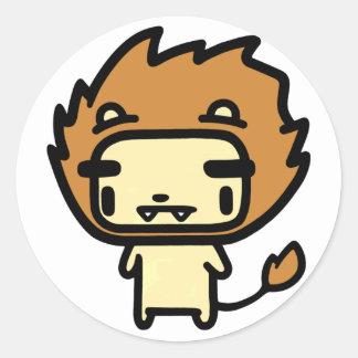 ライオン ラウンドシール