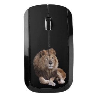 ライオン ワイヤレスマウス