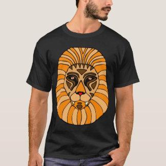 ライオン#4 Tシャツ