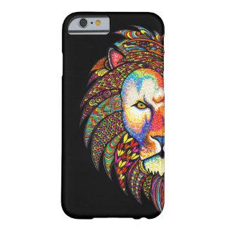 ライオン BARELY THERE iPhone 6 ケース