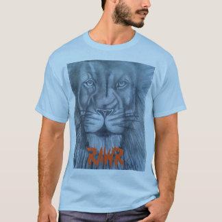 ライオンRAWR Tシャツ