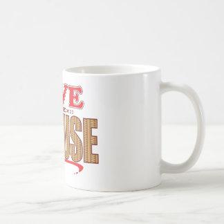 ライチョウの保存 コーヒーマグカップ