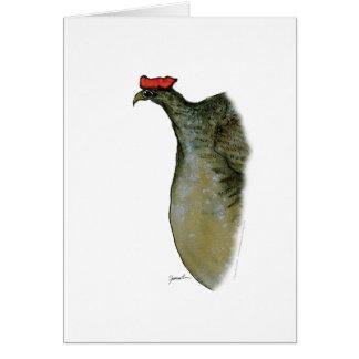 ライチョウの鳥、贅沢なfernandes カード