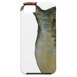 ライチョウの鳥、贅沢なfernandes iPhone SE/5/5s ケース
