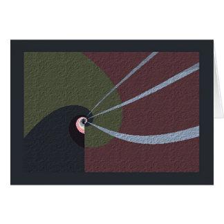 ライチョウ グリーティングカード