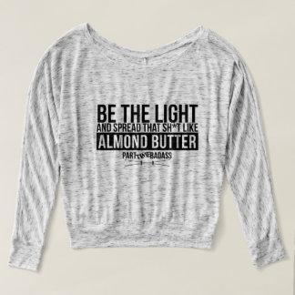 ライトがあって下さい Tシャツ