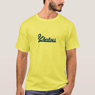 ライトで濃紺Wonkys - Tシャツ