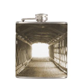 ライトのトンネル フラスク