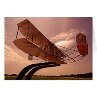 ライトのフライヤの航空機 カード