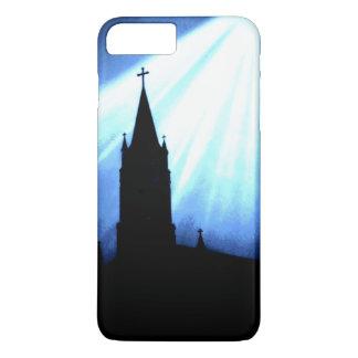 ライトの教会 iPhone 8 PLUS/7 PLUSケース