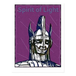 ライトの精神 はがき