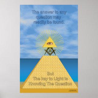 ライトへの鍵 ポスター