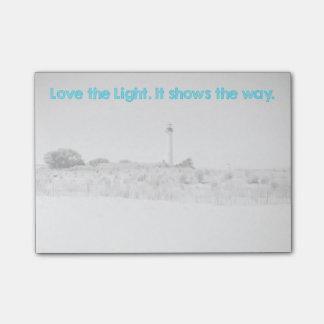 ライトを愛して下さい ポストイット