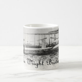 ライト兄弟 コーヒーマグカップ
