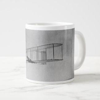 ライト兄弟 ジャンボコーヒーマグカップ