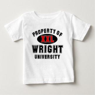 ライト大学の特性 ベビーTシャツ