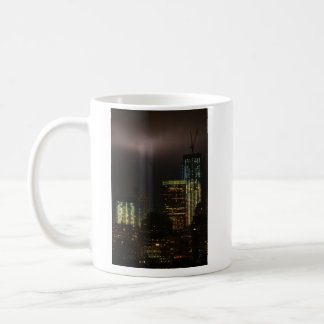 ライト2011 #01の世界貿易センター捧げ物 コーヒーマグカップ