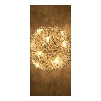 ライト404347の軽いランプのデザインの明るい電気 ラックカード