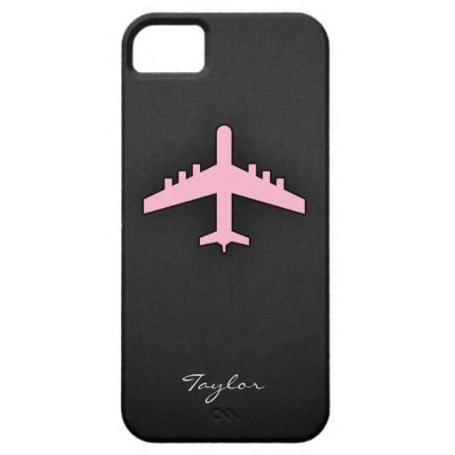 ライト|ピンク|飛行機