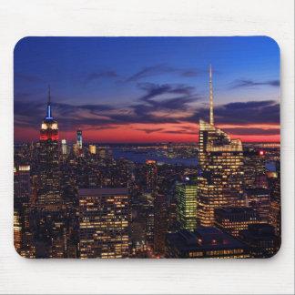 ライトESB 9月11日、国際貿易のCntr #2の捧げ物 マウスパッド