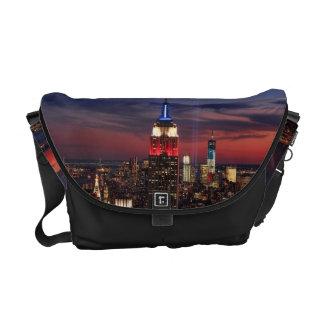 ライトESB 9月11日、国際貿易のCntr #2の捧げ物 メッセンジャーバッグ
