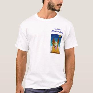 ライフガードのキャンプ Tシャツ