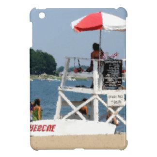 ライフガードのビーチ iPad MINI カバー