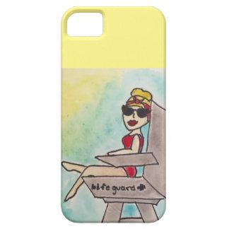 ライフガードのIphoneの例 iPhone SE/5/5s ケース