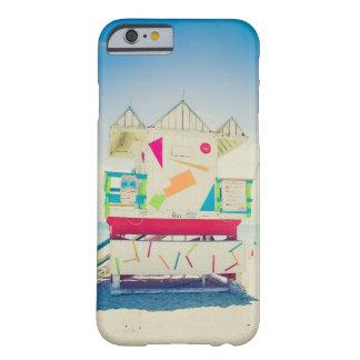 ライフガードタワー|の南ビーチ、マイアミ BARELY THERE iPhone 6 ケース